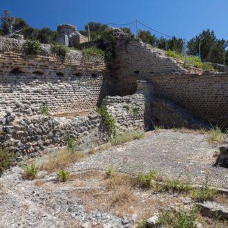 La Villa romana di Giannutri
