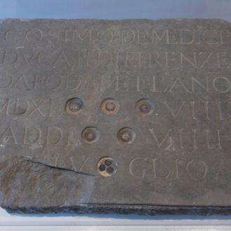Cosmopoli - Portoferraio Medicea, la prima pietra di Forte Falcone