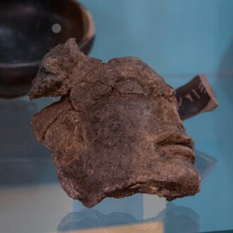 Volto fittile - Museo Archeologico di Marciana