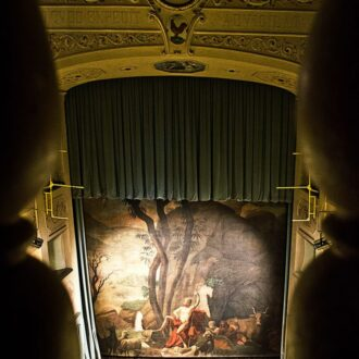 Il Sipario di Vincenzo Antonio Revelli, Il Teatro dei Vigilanti Renato Cioni, Portoferraio