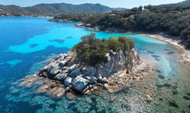 Isolotto della Paolina, Isola d'Elba, arcipelago toscano, sistema museale smart